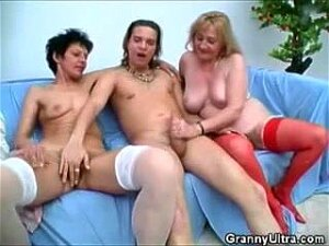 Grannies Who Get To Suck On A Cock Porn