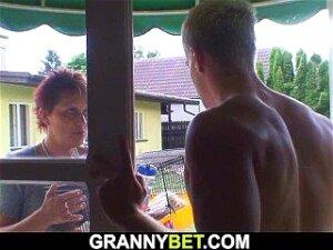 Old Girlfriend Living Next Door Sucks His Cock Porn