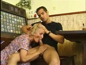 Granny Fucked On A Table Porn