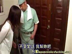 Asian Nippon Using Anal Beads Porn