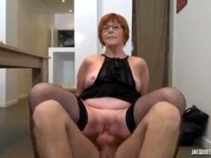 French Granny Anal Porn