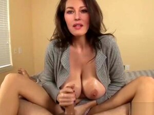 Monica Belucci Gives You A Handjob Porn