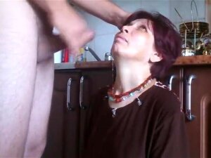 Ugly Russian Whore, Fuck And Facial Porn