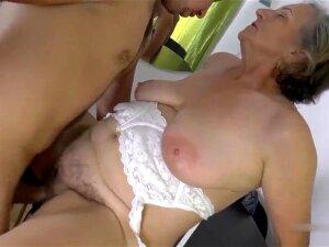 Nice Grandma Porn