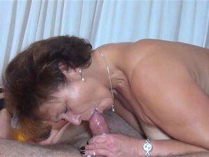 Mature Kerstin G Is Sucking So Freaking Deep Porn