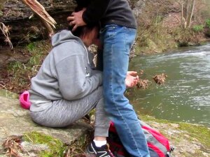 Mom,mother,public,outside,voyer Amateur,voyer,public Voyer,voyer Blowjob,outdoor,outdoor Blowjob,outdoor Amateur,face Fuck,facefuck,deepthroat,deepthroat Swallow,deep Throat, I M Letting Him Fuck My Cute Face Off Trail Till He Cums In My Mouth Porn