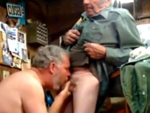 Watch Daddy On His Kness Sucking Grandpa's Cock On .com, The Best Hardcore Porn Site.  Is Home To The Widest Selection Of Free Blowjob Sex Videos Full Of The Hottest Pornstars. If You're Craving Grandpa XXX Movies You'll Find Them Here. Porn