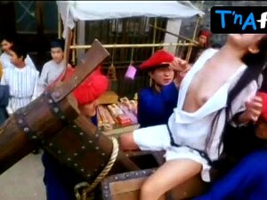 Mai Ching Breasts Scene  In A Chinese Torture Chamber Story Porn
