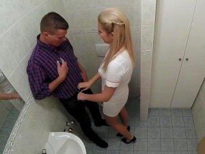 Qualified Nurse Testing Her Patients Pants Porn