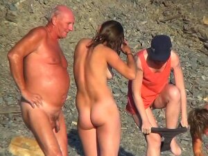 Sexy Voyeur Scene With Naked Babes Porn