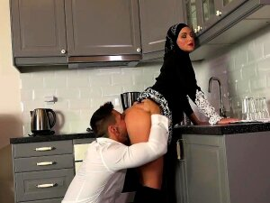 SEXY SURPRISE FOR MUSLIM WIFE Porn