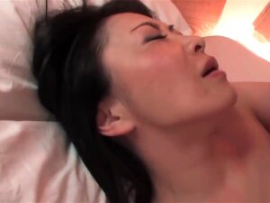 Hairy Japanese Chick With Big Tits Pussy Drilled Missionary Porn