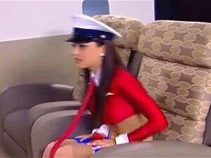 When Stewardesses Go Lesbians Porn
