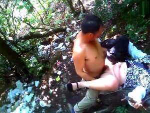 Chinese Daddy Forest 25 Porn