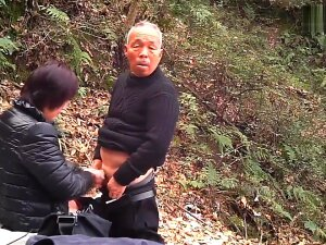 Chinese Daddy Forest 36 Porn