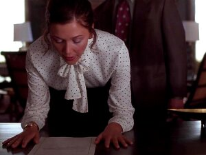 Maggie Gyllenhaal - Secretary Porn