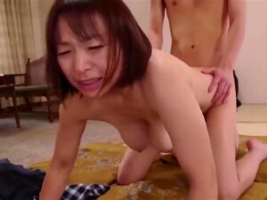 Mature Milf And Her Hanging Hooters Porn