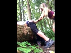 Fisted In Woods Porn
