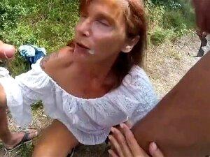 French Dogging Sur Les Chemins De La Sainte Victoirea A Aix Porn
