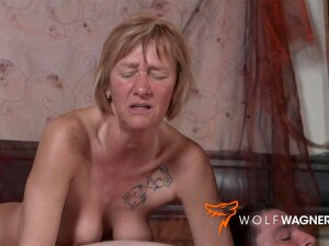 Hot Swinger Party With Grannies And Grandpas! Wolfwagner.com Porn