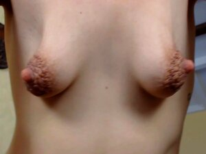 Amazing Little Saggy Tits Porn