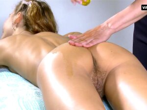 Lika Volosatik Sexy Hairy Massage Porn