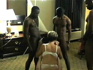 Husband Instructors Hotwife Having A Roomful Of Penis Compo Porn