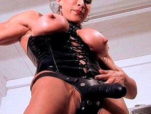 Denise Masino - House Boy Training Video - Female Bodybuilder Porn