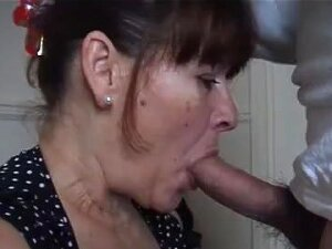 Mature Amateur Takes Her First Oral Cream Pie Porn