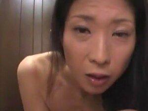 Crazy Japanese Whore Mimi Yuuki, Riko Tachibana, Madoka Kikuhara In Horny Blowjob, POV JAV Clip Porn