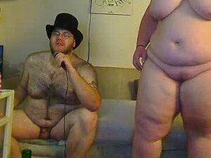 BBW Couple On Cam Porn