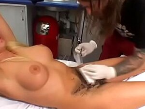 Extreme Demon Pussy Tattoo Getting More Ink Porn