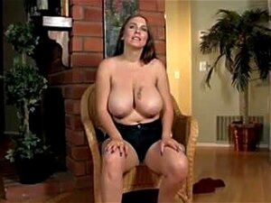Breasty Mature Bimbo Masturbating. One Lovely Cougar Looks Amazing In This Video, In Which She Rubs Her Large Tits And Fingers Her Twat. Porn