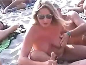Exposed: Shocking Freak Orgy On The Beach Porn