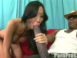 Hot Ass Asian Shaved Pussy Widened Hardcore With Big Black Cock Porn