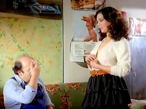 Many Cite Vieni Avanti Cretino (1982), The Story Of The Misfortunes Of An Unemployed Man, As The Climax Of The Comedy Career Of Gifted Italian Physical Comedian Lino Banfi. Equally Gifted, At Least Physically, Is His Co-star Michela Miti. You'll Climax Watching Her Strip Down To Her Tiny Panties For A Flustered Banfi Porn