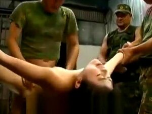 Captured Japanese Women Abused And Gangbanged By Soldiers Porn