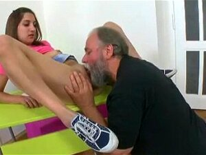 Ulia Is A Sexy Young Student Who Is Having School Trouble And Would Do Anything For A Better Grade. Porn