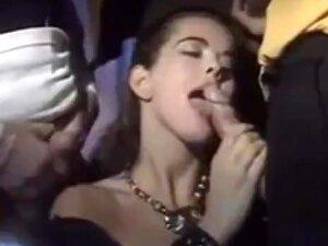 Wife Gangbanged By Husband's Business Associates Porn