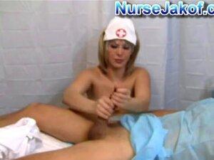 Nurse Treats Premature Ejaculation Porn