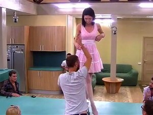 Striptease In The Game TV Shows City Of Love Porn