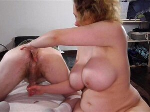 Cock Milking And Big Tits With A Finger In The Ass. Porn