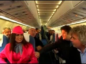 On The Plane Everyone Wnats A Taste Of Her Pussy Porn