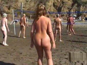 Nude Beach Olympics 2008 - Nudist Games San Francisco Porn