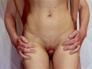 Perfect Thighjob: She Rubs His Cock Until He Cum On Her Legs - Hotkralya Porn