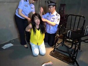 Chinese Handcuffed Porn