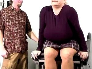 Big Beautiful Grandma Gets A Sexual Exam Porn