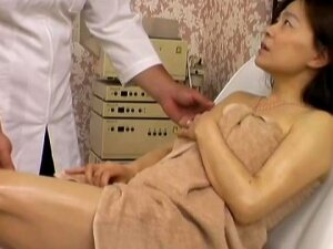 Koji Is An Asian Massagist Who Likes To Put His Hands On The Lovely Bodies Of His Lady Clients. In This Hidden Cam Massage Video He Takes Good Care Of A Sexy Girl And Offers Her Pussy A Hard Humping. Porn