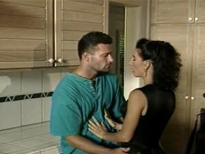 Male Housekeeper Takes Care Of The Housewife Porn
