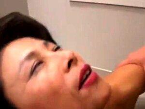 Asian Milf Hj Shower Porn